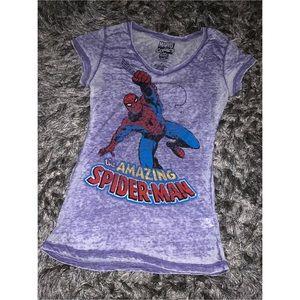 The amazing spider man short sleeve t-shirt 🕷